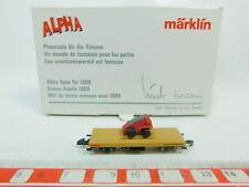 BP245-0,5 # Märklin Mini Club Z / Dc Vagón de Mercancía Todo Buena para 1989
