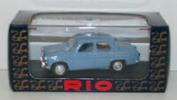 RIO 1/43 118 - ALFA ROMEO GIULIETTA BERLINA 1955 - BLUE