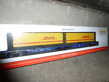 "Mehano Container Wagen ""DHL"" beladen SGGMRSS 90 AAE   Nr. 58865"