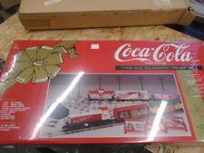 k-line coca-cola coke train set for all seasons Rare engine car Sealed