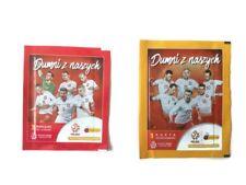 Dumni z naszych 2018 reprezentacja polski pzpn  cards stickers  packets sachets