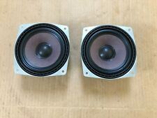 BMW E39 Rear Roof Speakers Pair 8369265 530d Touring