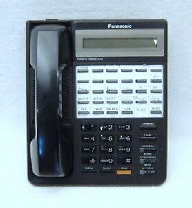 Panasonic KX-T7135 Backlit Display Speakerphone (Black)