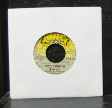 "Jean Shy - Don't Touch Me / Our Love Is Lost VG+ 7"" Vinyl Record Honey HNS-1000"