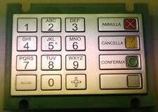 Wincor Epp5 Keyboard Italian Metal Pn: 1750105714
