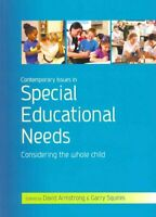 Contemporary Issues in Special Educational Needs: Considering t... 9780335243631