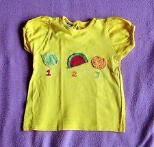 H&M Baby-T-Shirts & -Tops für Mädchen mit Motiv aus 100% Baumwolle