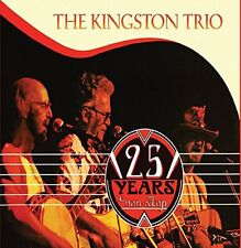 The Kingston Trio - 25 Years Nonstop [New CD]