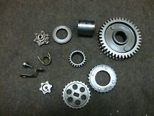 86 HONDA VT1100 VT100C SHADOW ENGINE MISC GEARS (B) #9191