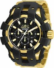 Invicta Bolt 26674 Men's Round Chronograph Date Analog Silicone Stainless Watch