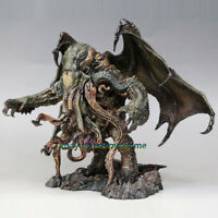 Unassembled 160mm Unpainted GK Resin Figure Model Ruler Cthulhu Model Garage Kit