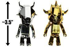 Coffret Figurine Medicom - The Devil Kubrick Devilrobots 2-Pack Figure Bearbrick