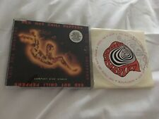Red Hot Chili Peppers Breaking The Girl RARE CD + Sticker