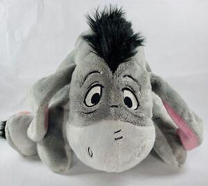 "Disney Store Eeyore 15"" Plush Stuffed Donkey Winnie The Pooh Friend Detach Tail"