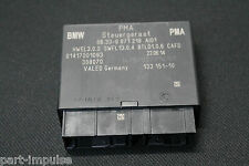 BMW X6 F16 F86 parkassistent PMA Unidad De Control Módulo PDC 6871218