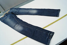 G-Star radar narrow rope wmn Damen Jeans Hose 27/34 W27 L34 stone wash used #99
