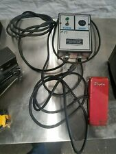 Minarik Colourmate DC Drive Speed Controller with Dayton Foot Pedal