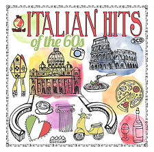 CD Italien Hits of the 60 s d'Artistes divers 2CDs