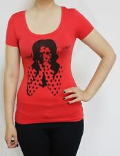 Short Sleeve Basic Tee Hand-wash Only T-Shirts for Women