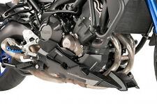 PUIG PUNTALE YAMAHA MT-09 TRACER 2015-2016 ENGINE SPOILER NERO OPACO BLACK MATT