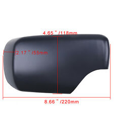 Right Side Rearview Mirror Cover Cap for BMW 3 Series E46 1998-2005 51168238376