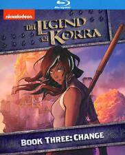Legend Of Korra: Book Three - Change Blu-ray. free shipping