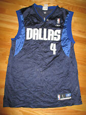 Reebok MICHAEL FINLEY No 4 DALLAS MAVERICKS (LG) Jersey