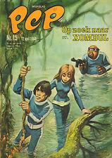 PEP 1969 nr. 15 - RAVIAN (COVER HANS G. KRESSE) / ZEN (NEDERPOP) / COMICS