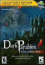 *NEW* Dark Parables: Curse of Briar Rose - Hidden Objects PC Game