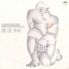 DE DE LIND Io non so da dove vengo... ltd.ed. white vinyl LP italian prog