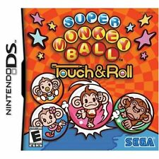 Super Monkey Ball Touch & Roll (Nintendo DS, 2006)