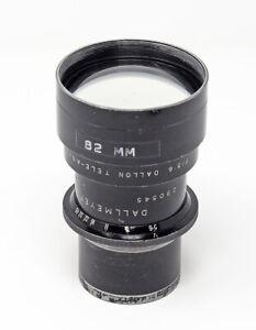Dallmeyer Dallon Tele-Anastigmat 17 Inch F5.6 Lens  W/ Graflex 5X7 Board