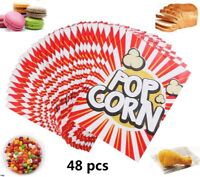 48X Popcorn Boxes Treats Party Favors Supplies By Standie Birthday Graduations