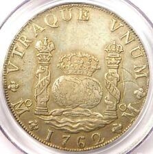 1762-MO MM Mexico Pillar Dollar 8 Reales (8R) - PCGS Genuine - Rare Coin!