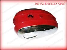 BSA C15 B40 SS80 SS90 Red Paint + Chrome Plated Petrol Tank HQ