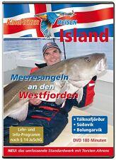 DVD - Island - Meeresangeln an den Westfjorden.....von Torsten Ahrens