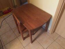 Table et chaise enfant en bois - Ikea