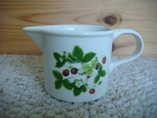 "Portmeirion ""Summer Strawberries""Milk /Cream Jug 7 cm"