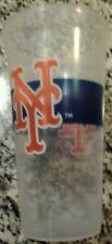 New York Mets Stadium Giveaway Sga Souvenir Beer Clear Plastic Cup