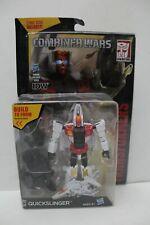 Transformers Combiner Wars Quickslinger SEALED G1 Slingshot Generations Superion