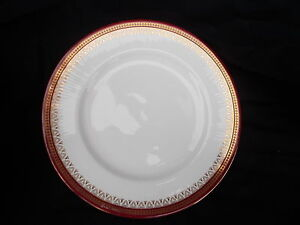 Paragon HOLYROOD Dessert Plate. Diameter 8 inches