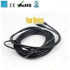 5 Meter Extension Cable for Focusrite Saffire Pro 14 interface 1A PSU HK