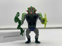 MOTU, Snake Face, Masters of the Universe, He-Man, complete with shield, figure