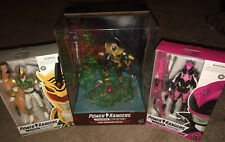 Power Rangers Lightning Lord Drakkon Slayer figure lot
