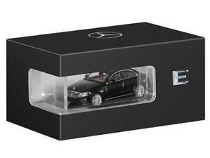 Mercedes Model Car 1:87 E-Class Lim. W213 Black Wiking B66960374 Genuine New