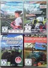 LANDWIRTSCHAFTS SIMULATOR 2011 + Agrar 2012 + 2011 + Historische Landmaschinen