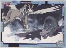 JAPANESE ADVENTURE DIGIMON ZERO TWO 02 COLLECTIBLE CARD - NO.186 T.K. PEGASUSMON