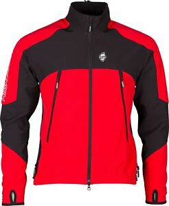 High Point Men's Embrace 2.0 Jacket Red/Black Size S UK Seller Free P&P RRP €335