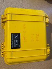 Étui PELI 1200 avec base et couvercle en mousse