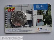 Netherlands Het Rietveld vijfje 5 euro 2013 fdc Coincard